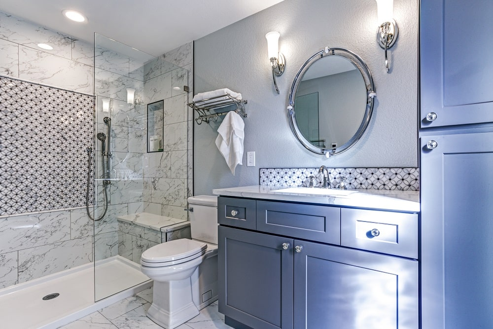 The Best $5,000 DIY Bathroom Remodel for Beginners